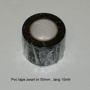 Tape zwart