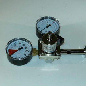 Reduceer ventiel 4 bar